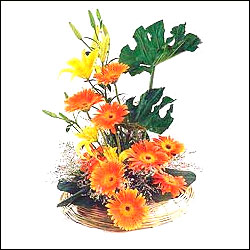 Click here for more on Flowers Arrangement