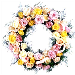 Click here for more on Sentiments Wreath