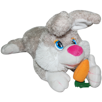 Click here for more on Rabbit Soft Toy - 001