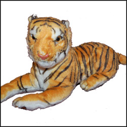 Click here for more on Tiger - (Soft Toy)-004