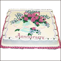 Click here for more on Years of Joy - 2kg Cake