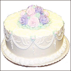 Click here for more on Always and Forever - 2 kg Cake