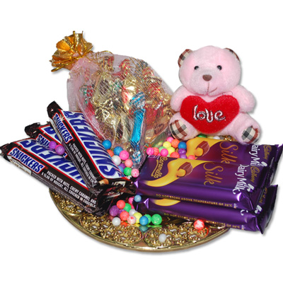 Click here for more on Love Basket - code VB10