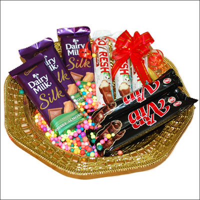 Click here for more on Chocolate Thali - codeB01