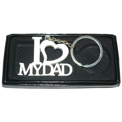 Click here for more on I LOVE MY DAD KEY CHAIN-024