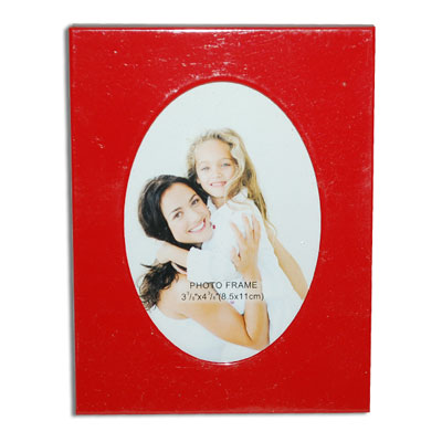 Click here for more on Magnetic Photo Frame - Red color