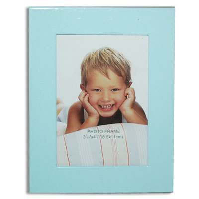 Click here for more on Magnetic Photo Frame - Blue color