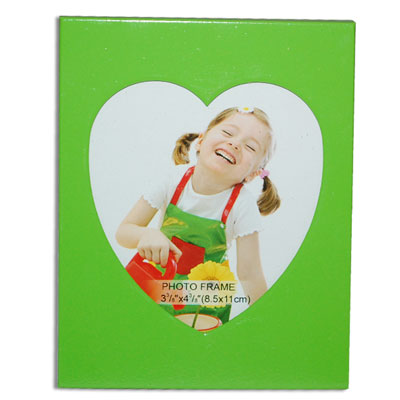 Click here for more on Magnetic Photo Frame - green color