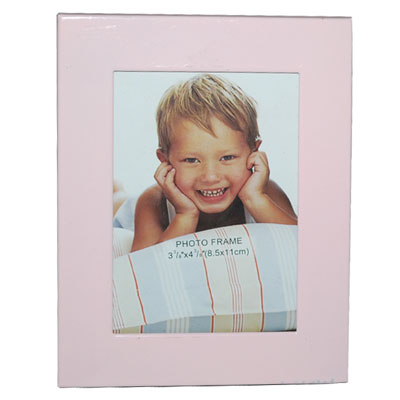 Click here for more on Magnetic Photo Frame - Pink color-code 002