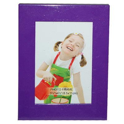Click here for more on Magnetic Photo Frame - Purple color