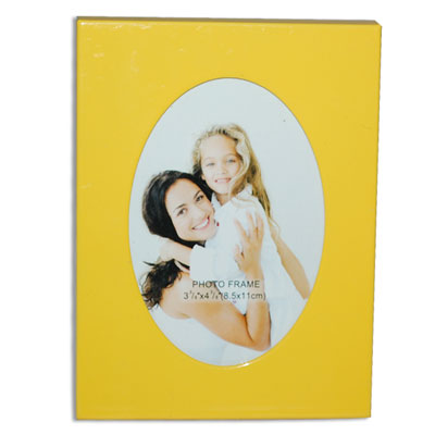 Click here for more on Magnetic Photo Frame - Yellow color