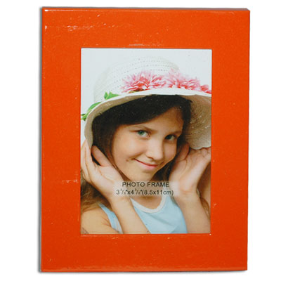 Click here for more on Magnetic Photo Frame - Orange color