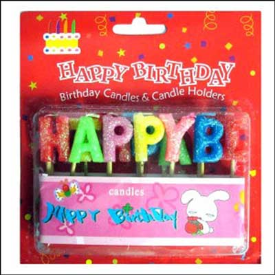 Click here for more on Happy Birthday Toothpick Candle