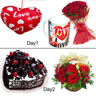 Click here for more on Gifts from Dil Se ( Multi Day Hamper)