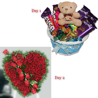 Click here for more on Waiting for U ( Multi day Hamper)