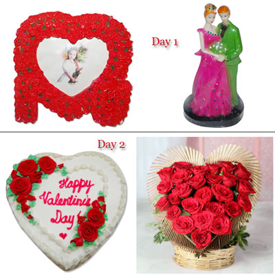 Click here for more on Romantic Hug ( Multi day Hamper)