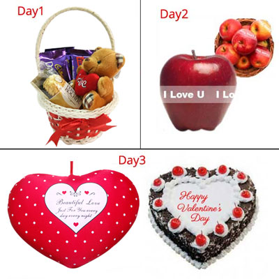 Click here for more on Love Secrets ( Multi day Hamper)