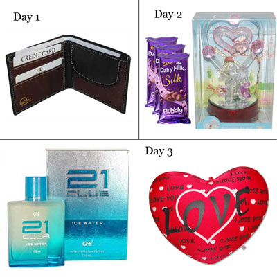 Click here for more on Feel My Love ( Multi day Hamper)