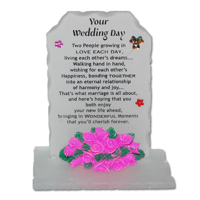 Click here for more on Wedding Message Stand -603-005