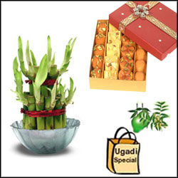 Click here for more on Ugadi Special hamper - code15