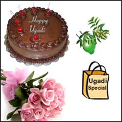 Click here for more on Delicious Ugadi Treat