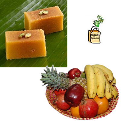 Click here for more on Ugadi Hamper - codeU19