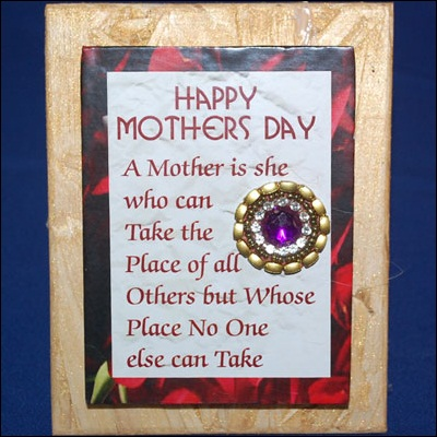 Click here for more on Mother and child Quotation - codeQ01