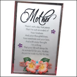 Click here for more on Desktop Message Stand (Mother)