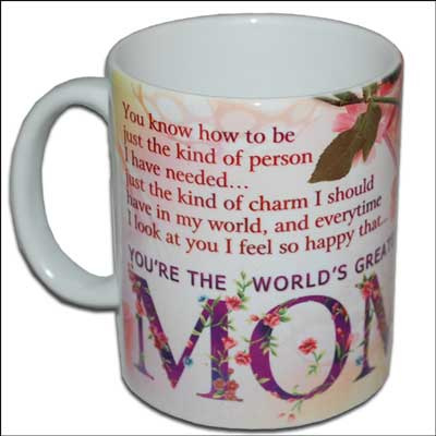 Click here for more on Mug with Message - CodeM02
