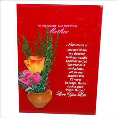Click here for more on Mother Message Stand -106 -06