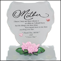 Desktop Message Stand ( Mother)