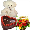 Click here for more on Mothers Day Teddy Hamper (11th Evening)