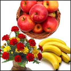 Click here for more on Fruits N Flowers Combo-(code 11)
