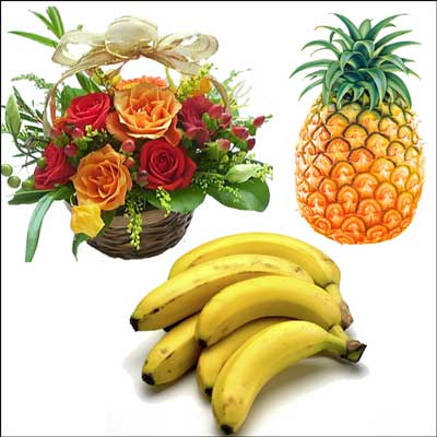 Click here for more on Fruits N Flowers Special Combo - Code 08