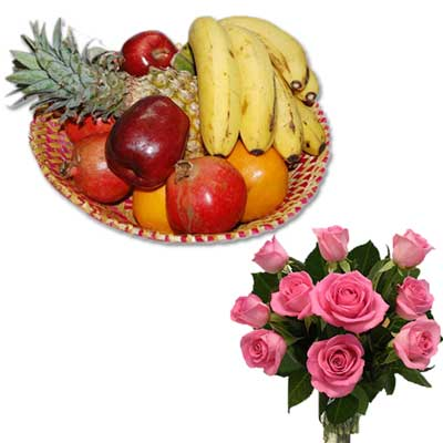 Click here for more on Fruits N Flowers Combo - MD04
