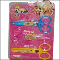 Click here for more on HANNAH MONTANA SCISSOR SET
