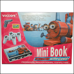 Click here for more on Victor Mini Book