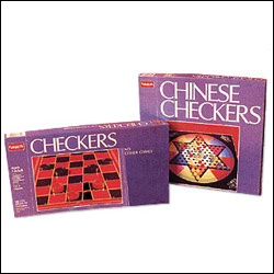 Click here for more on Chinese Checkers