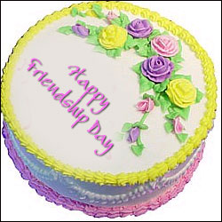 Images Of Cake For Friendship Day : Friendship Day Special cake to Hyderabad,Chennai,Banglore ...