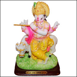 Click here for more on Ganesh Idol - code 01