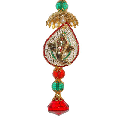 Click here for more on Ganesh wall Hanging - codeG10