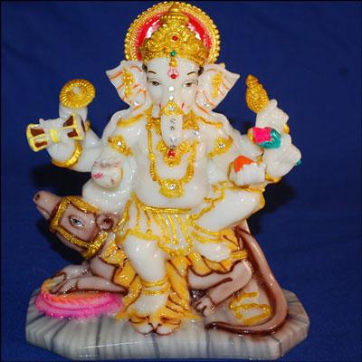 Ganesh Idol - codeG02