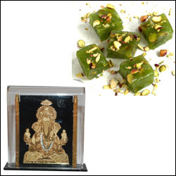 Click here for more on Chaturthi Hamper - code05