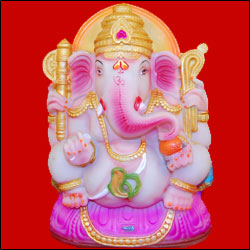 Click here for more on Ganesha Idol -2217