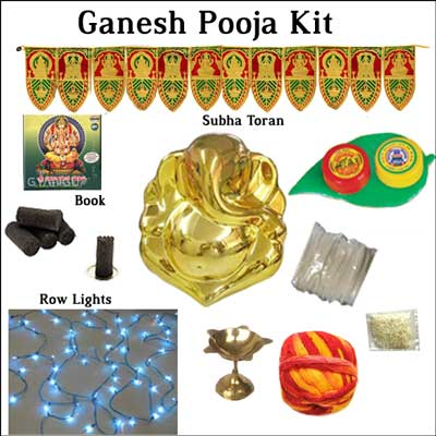 Click here for more on Ganesh Pooja Kit worth of Rs.500 Just for 3.99$ (10 products)