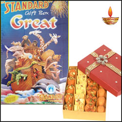 Click here for more on Crackers with Assorted Sweets