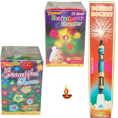 Click here for more on Fire Cracker Hamper - code04