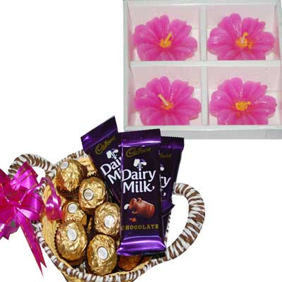 Click here for more on Diwali Chocos N Diyas - code DT05