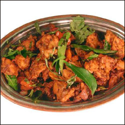 Click here for more on Pepper Chicken - 2 plates