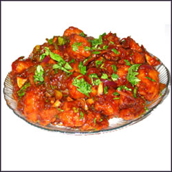 Click here for more on Chicken Manchuria - 1 plate